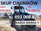 SKUP ciągników rolniczych Łódzkie tel 693008875