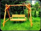 Meble ogrodowe,barowe,drewniane,stół,ławka,hustawka