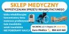 Wynajem łóżek rehabilitacyjnych, koncentratorów tlenu - 2