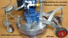 Szlifierka elektryczna do betonu Dekor - 6