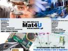 Mat4U - Serwis IT i Grafika - komputery,laptopy,tablety,smar
