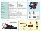 Analogowy miernik rezystancji izolacji 5000V Kyoritsu KEW312 - 3