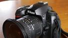 lustrzanka Nikon D70s - 4