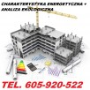 Projektowana charakterystyka energetyczna budynku - ZAKOPANE
