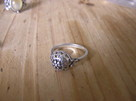 Srebrne pierścionki z lat 80 Warmet imago rytosztuka Rosja - 6