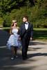 suknia ślubna 2w1 biała - 5