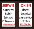 Naprawa serwis okien i drzwi, regulacje, uszczelki