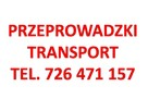 Transport - przeprowadzki -wywóz mebli