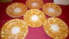 Porcelanowy zestaw kawowy 17 części - 4