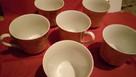 Porcelanowy zestaw kawowy 17 części - 2
