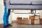 Przeprowadzki - transport - wnoszenie/znoszenie mebli - 1