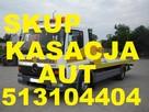 Skup Aut t.513104404 Starogard Gdański okolice złom kasacja - 3