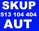 Skup Aut t.513104404 Starogard Gdański okolice złom kasacja