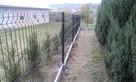 Panel ogrodzeniowy 153x250cm fi 4mm ocynk+kolor