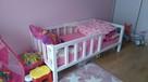 PROMOCJA klasyczne drewniane łóżko dla dziecka/ scandi style - 2