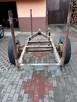 Wózek do drewna przyczepa - 4