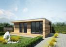 Nowoczesne domki letniskowe drewniane domki całoroczne biuro