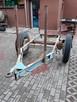 Wózek do drewna przyczepa - 2