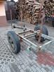 Wózek do drewna przyczepa - 3
