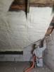 Ocieplanie docieplanie poddaszy domów, stropów Piana PUR - 3