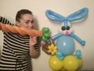 Warsztaty balonowe dla dzieci! Warsztaty slime ! Animacje ! - 5