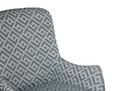 Nowosc oferuje fotel Apollo o wyzszym oparciu i nozkach meta - 4