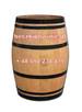 Beczka Dębowa po winie 225L dekoracyjna Klasa A+ - 1