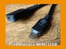 Przedłużacz Mini USB 2,5m (CANON)