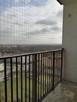 Siatka balkonowa dla kota. Montaż. - 3
