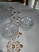 Kryształy wazon patera misa dzbanek karafka itd.