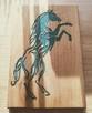 Płaskorzeźba z wizerunkiem konia (prezent, upominek) - 5