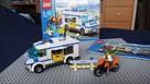 Lego City- konwój PRISIONER TRANSPORT 7286