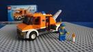 Lego City-samochód pomocy drogowej TOW TRUCK 7638