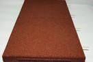 Płyta gumowa SB bezpieczna nawierzchnia plac zabaw 4cm red