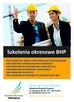 Szkolenia okresowe, wstępne BHP / Szkolenia p.poż. - 3