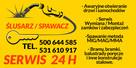 Mobilny Ślusarz / Spawacz / Awarie 24h - 1