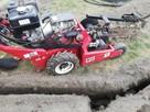 wynajem koparki łańcuchowej rębak spalinowy traktorek - 4