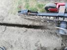 wynajem koparki łańcuchowej rębak spalinowy traktorek - 5