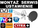 Brak sygnału z anteny przy deszczu?Antena+wymiana ustawienie