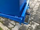 Kontener TK 900 litrów pojemności - 4