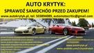 Pomiar grubości lakieru samochodu miernikiem Katowice Śląsk!