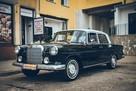 Auto do ślubu na ślub wesele MERCEDES W110 retro