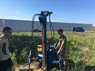 Badanie gruntu pod dom opinia geotechniczna geolog wiercenia - 4