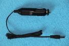 Ładowarka samochodowa 12V z wtykiem 5,5 mm
