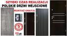 WEWNĄTRZKLATKOWE drzwi wejściowe zewnętrzne do mieszkania - 3