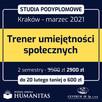 Studia podyplomowe Kraków - marzec 2021 - 6