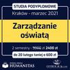 Studia podyplomowe Kraków - marzec 2021 - 2