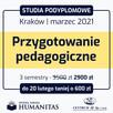 Studia podyplomowe Kraków - marzec 2021 - 1