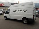 Usługi transportowe, przeprowadzki, montaż-demontaż