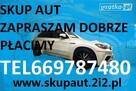 Skup Aut Braniewo t.669787480 Elbląg Złomowanie Kasacja Aut